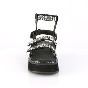 d7e8c2145b5 Shoes - Gothic Shoes Platform Gladiator Sandals Studded